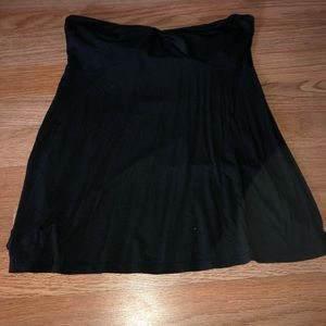 MODA International black tube top size Small